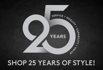 25th Anniversary
