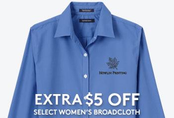 Women's Broadcloth