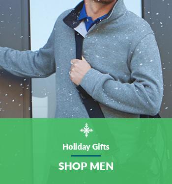 Shop Men - Holiday Gifts