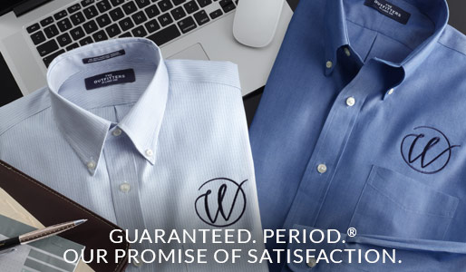 Guaranteed. Period.® Our Promise of Satisfaction.