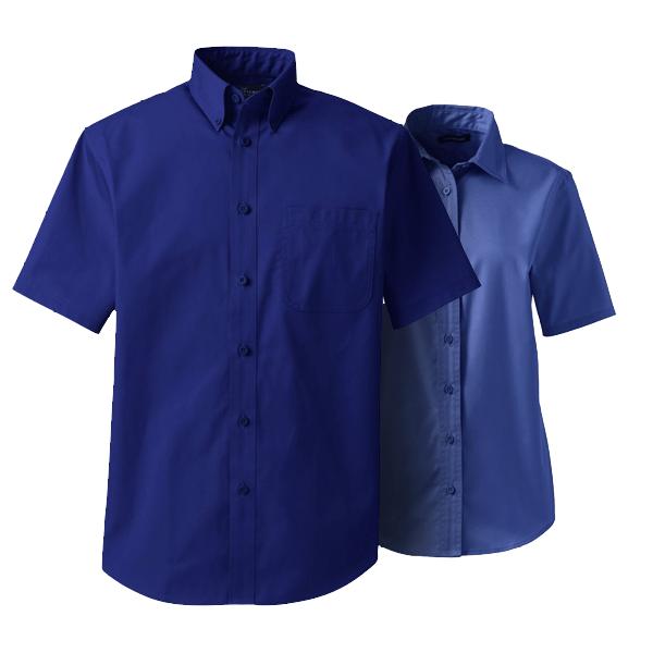 Men Basic Twill Shirt
