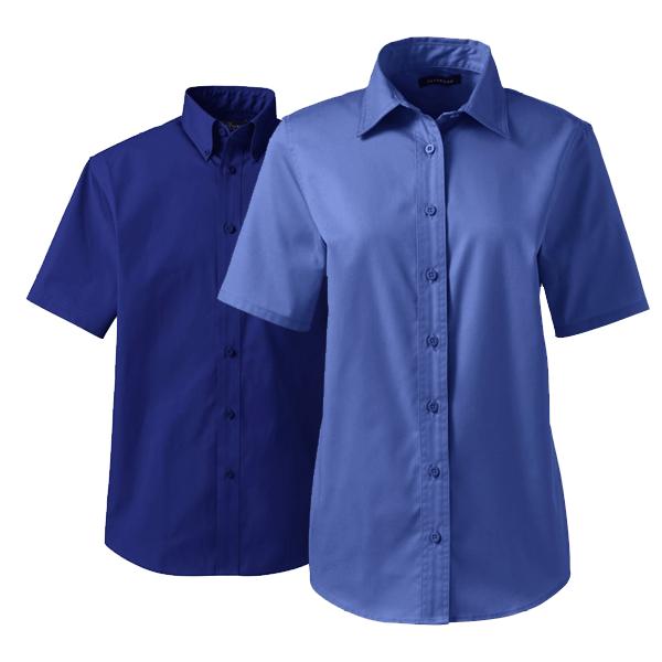 Women Basic Twill Shirt
