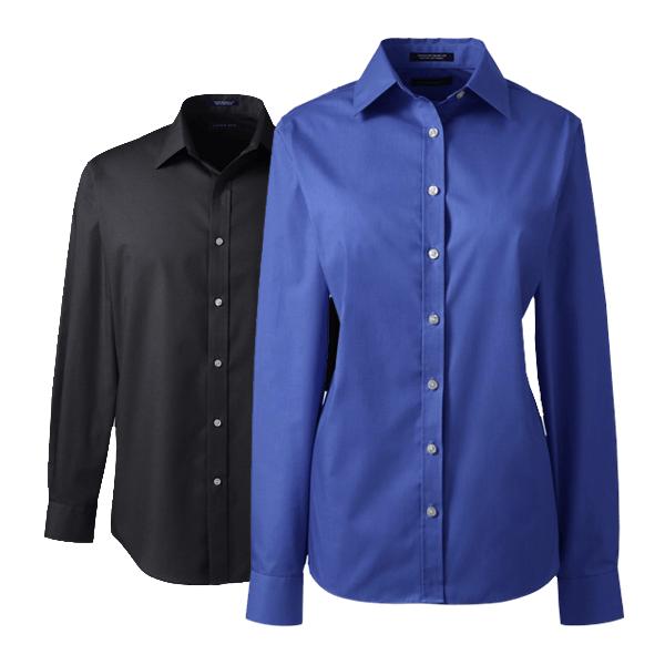 Women Basic Mesh Polo Shirt