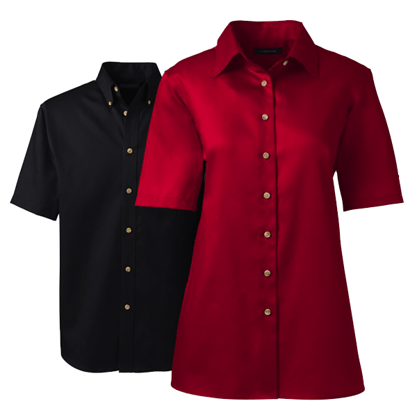 Women Performance Twill Shirt