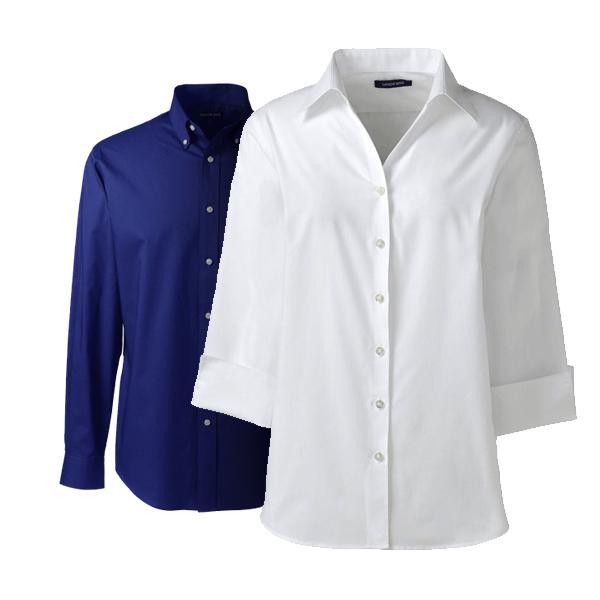 Women Pima Interlock Polo Shirt