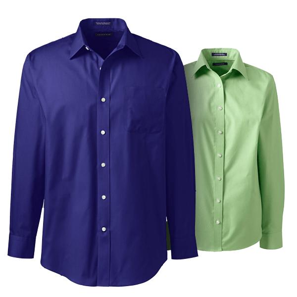 Men Broadcloth Shirt