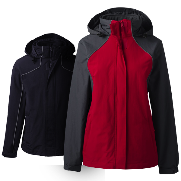 Women Squall 3-in-1
