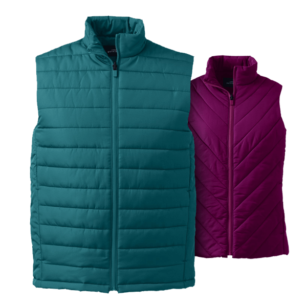 Men Insulated Vest