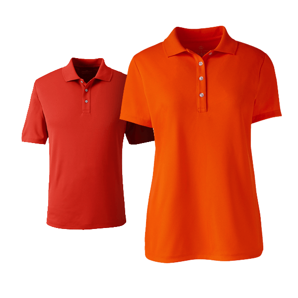 Women Active Polo Shirt