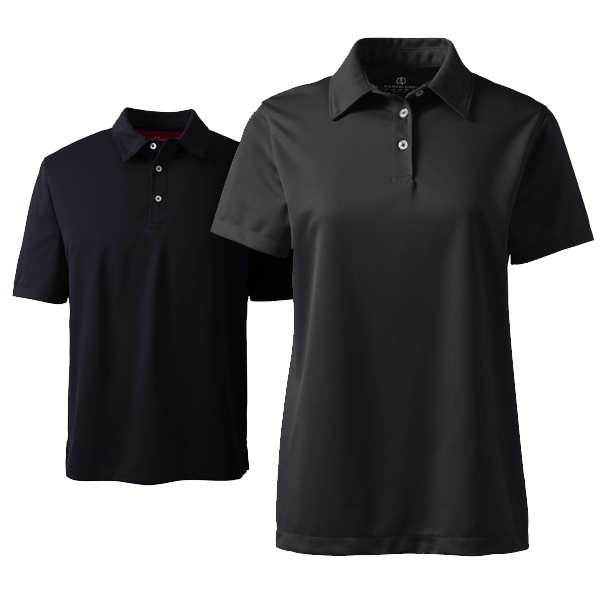 Women Active Piqué Polo Shirt