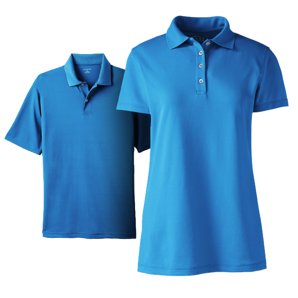 Women Poly Polo Shirt