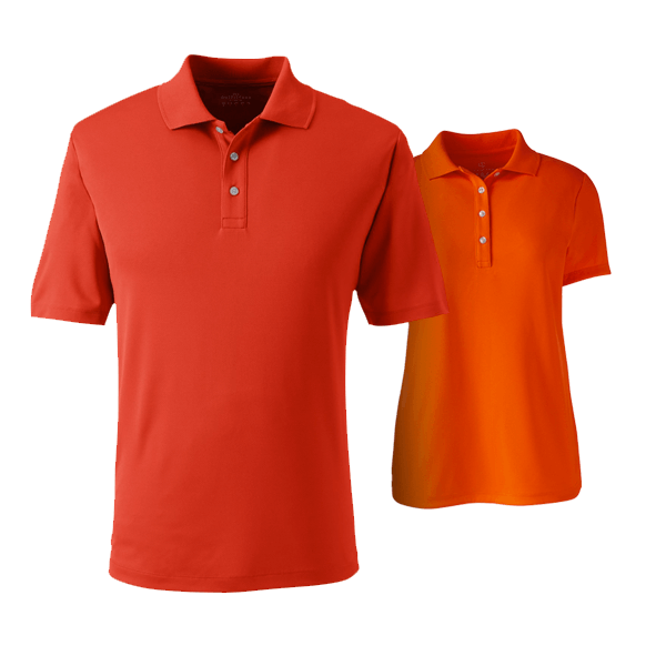 Men Active Polo Shirt