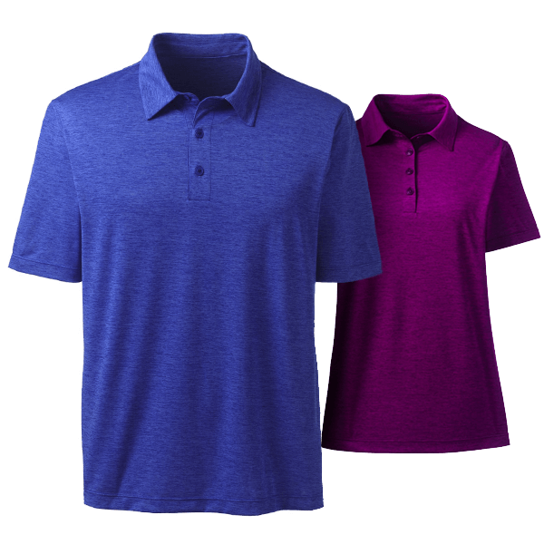 Custom Polo Shirts | Lands' End Business Outfitters