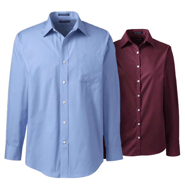 Men Broadcloth Shirt
