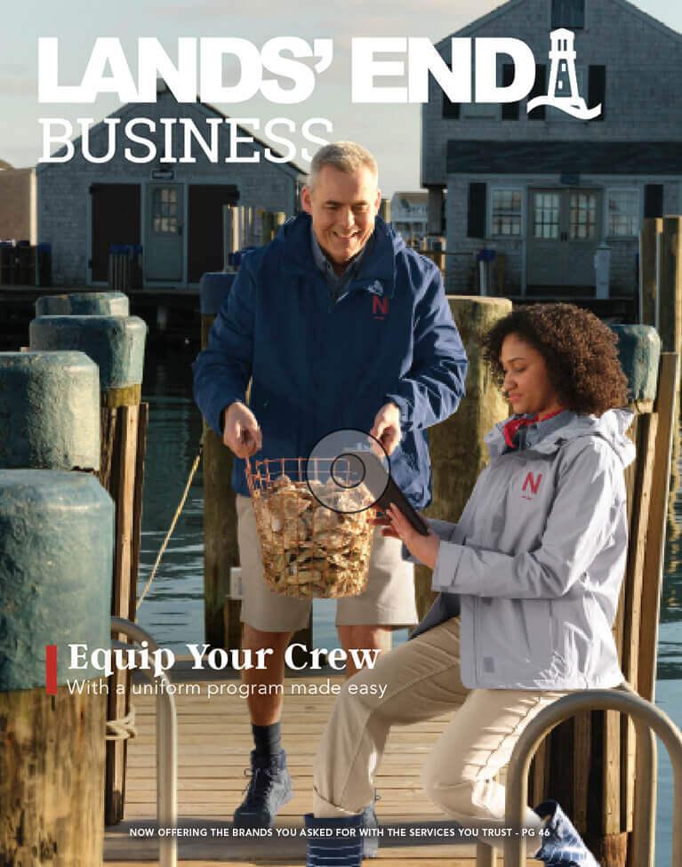 April 2020 catalog cover