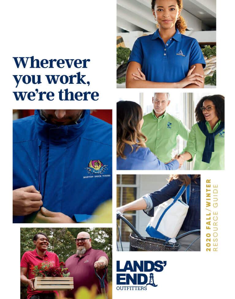 September 2020 catalog cover