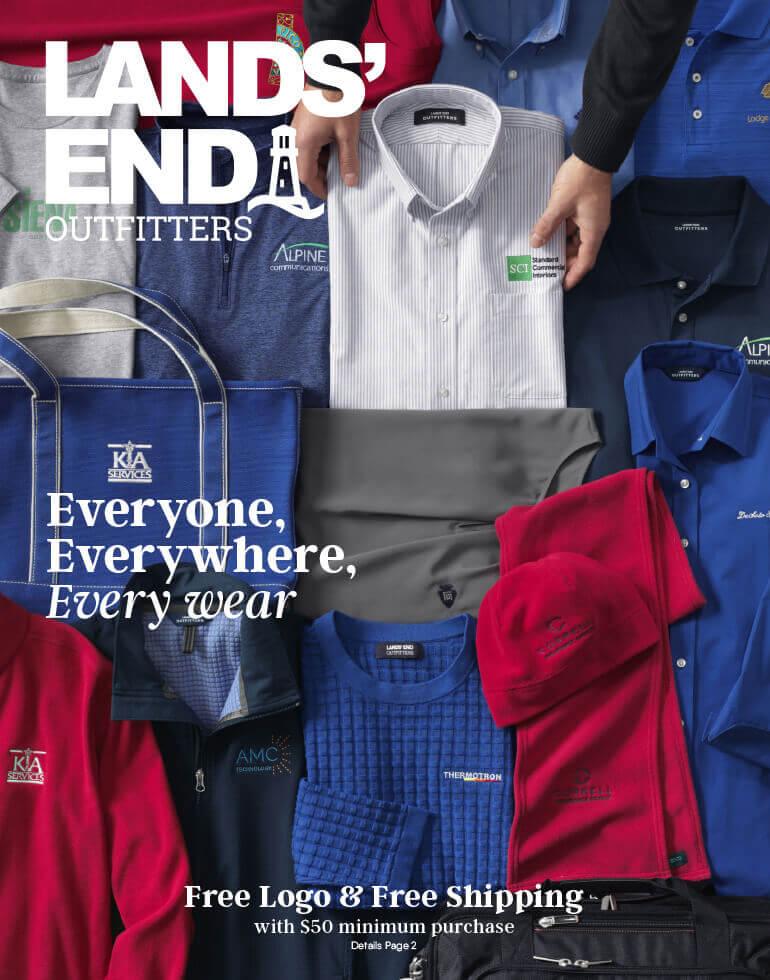 February 2021 catalog cover